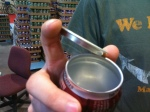 Open Can at Oskar Blues