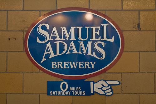 Sam Adams Brewery Tours Reviews